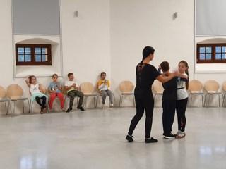 Galeria Oferta zajęć - Taniec towarzyski