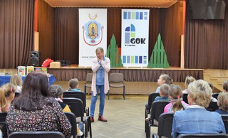 Galeria Spotkanie z M. Żółtaszek