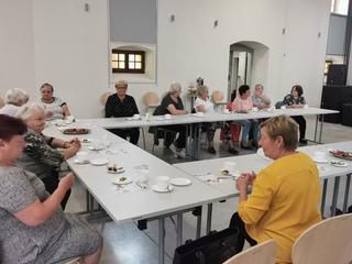 Galeria Zakończenie zajęć w Klubie Seniora