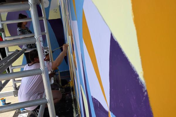 Galeria warsztatu muralu 2