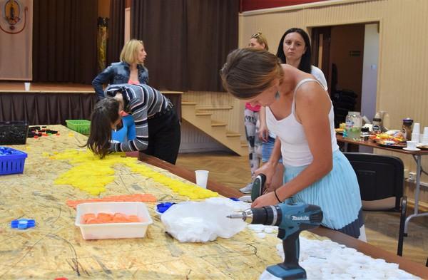 Galeria Warsztaty art-recyklingu
