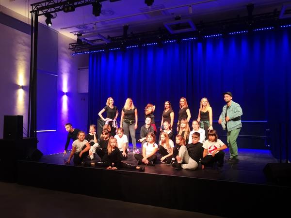 Galeria Warsztaty teatralno-taneczne