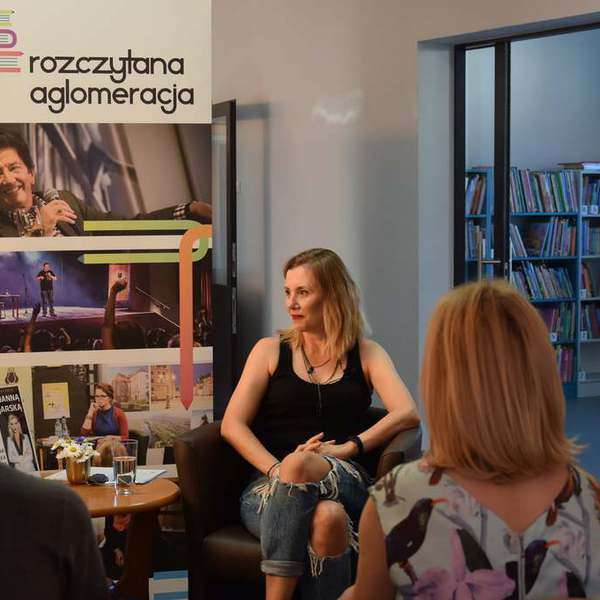 Galeria Spotkanie Autorskie