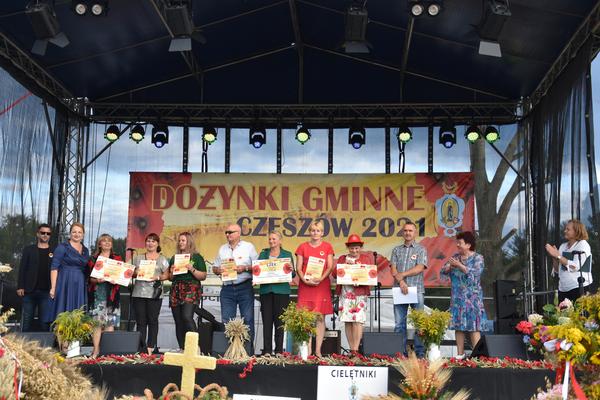 Galeria Dożynki Gminne - Czeszów 2021